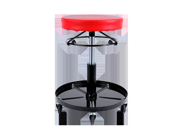 Werkstattsitz mit pneumatischer Sitzhöhenverstellung Image