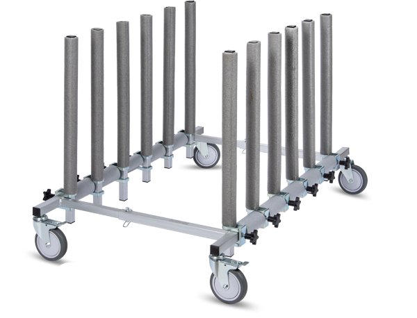 Mobiler Scheibenwagen Image